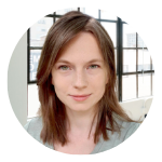 Kasia Zielińska - mama Dietetyk